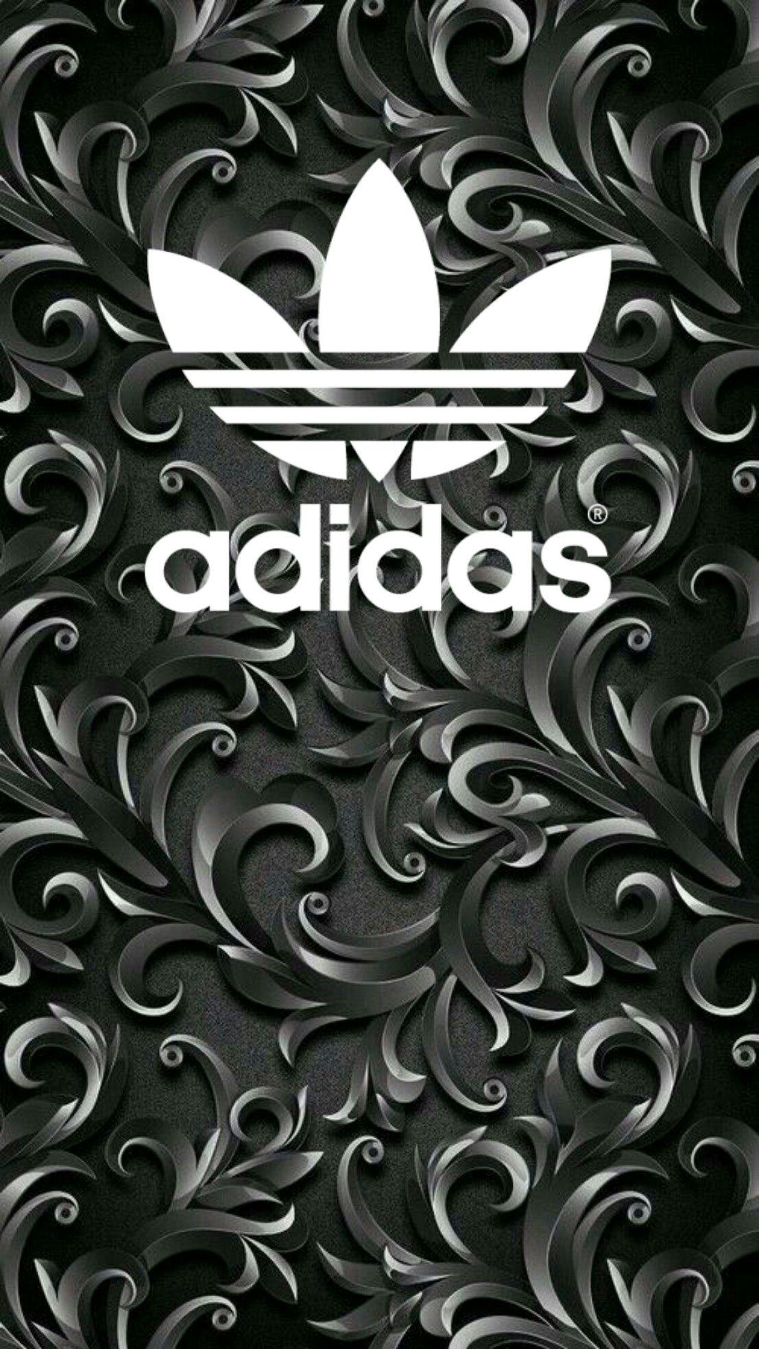 Adidas Black Wallpaper Android Iphone Adidas Adidas Art Adidas Wallpapers