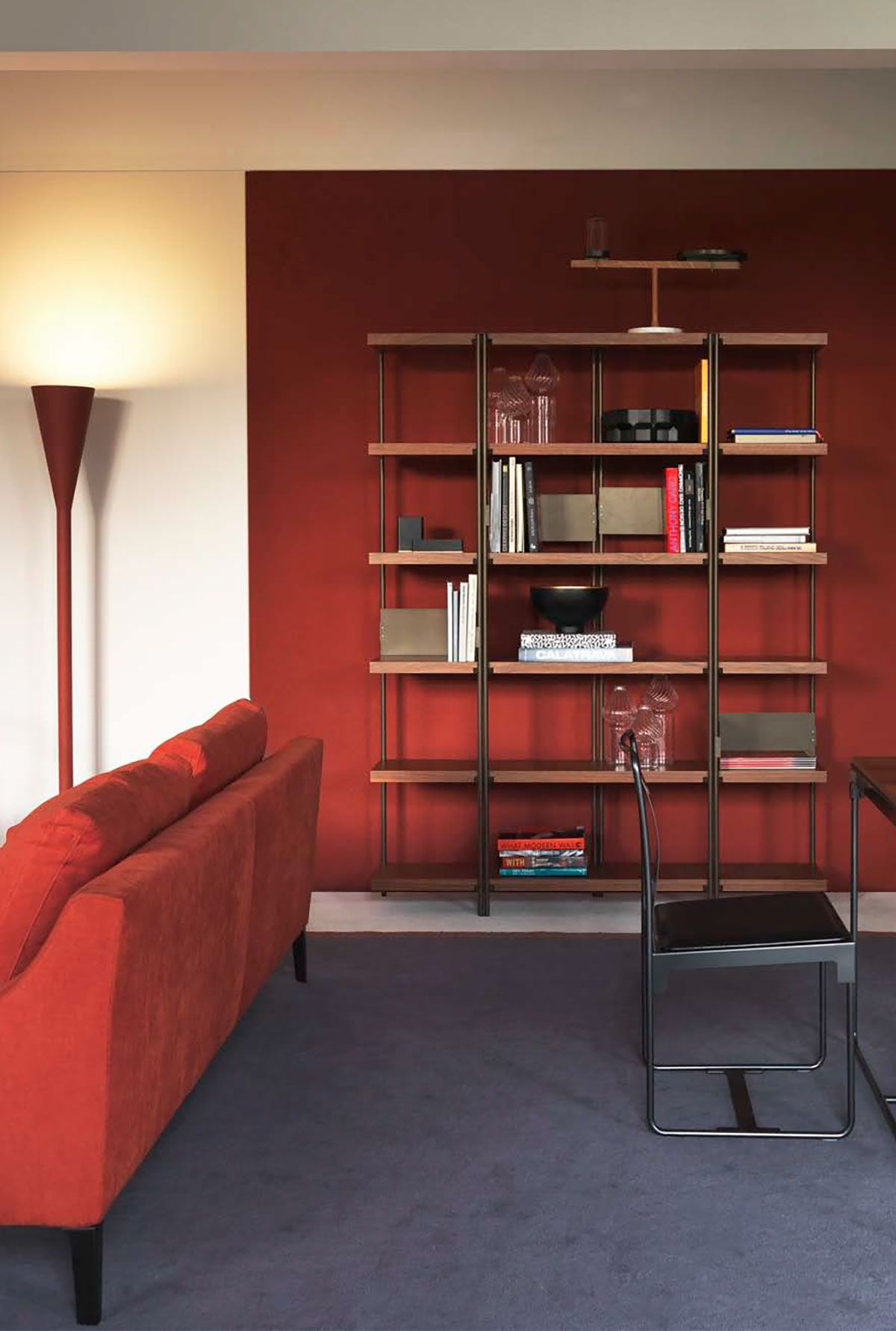 Zigzag Bookcase Designed By Konstantin Grcic For Driade