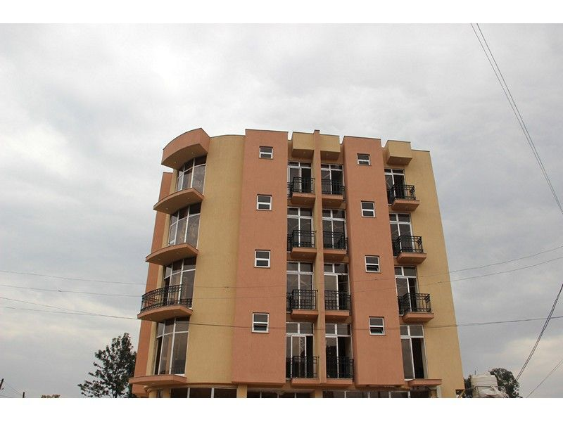 Newly Built G 4 Guesthouse Hotel Building For Ren Addis Ababa