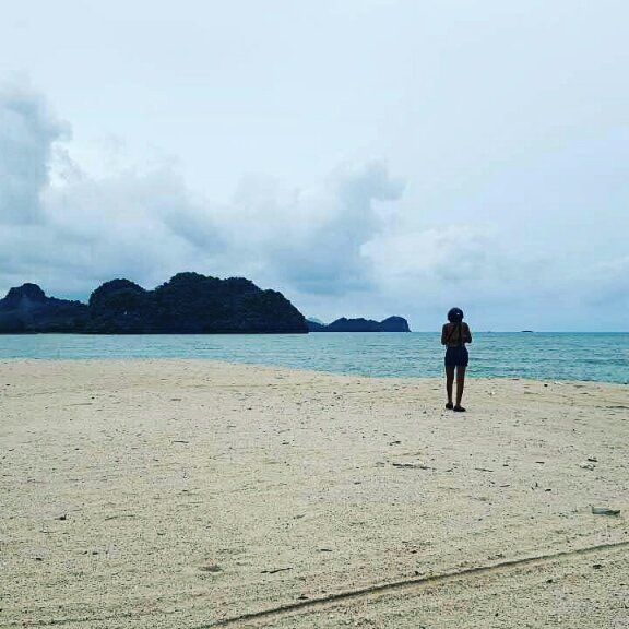 Malaysia Beaches: Day 2- October National Day In