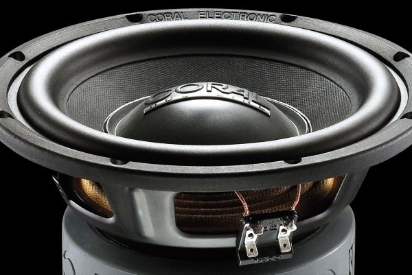 HDS 808 Subwoofer 212 mm - Coral Electronic | Car Audio | Musica