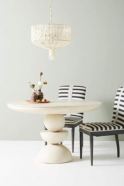 Anthropologie Sonali Dining Table Ad Homedecor Homestyle