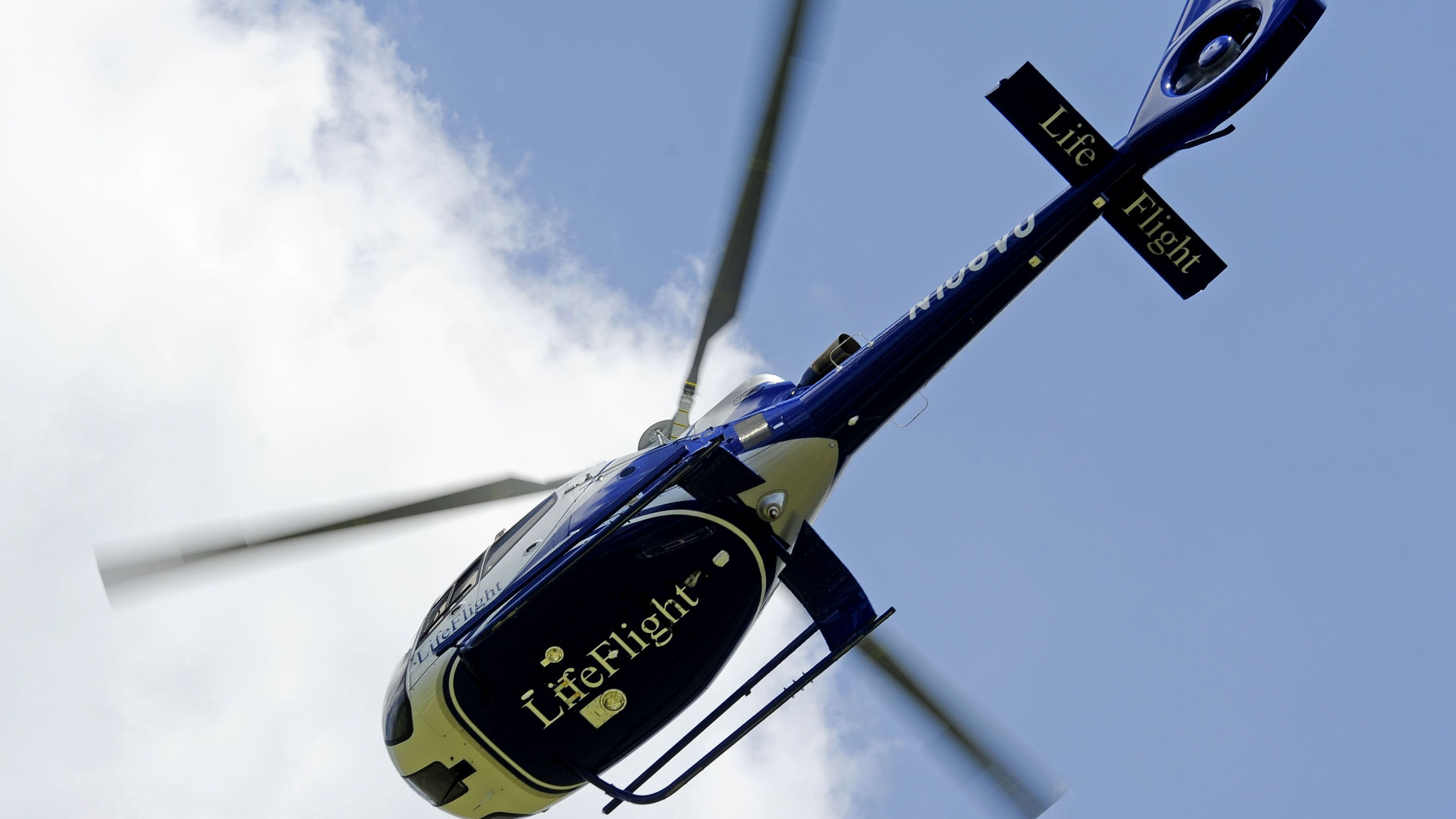 LifeFlight marks a milestone Saturday Flight paramedic