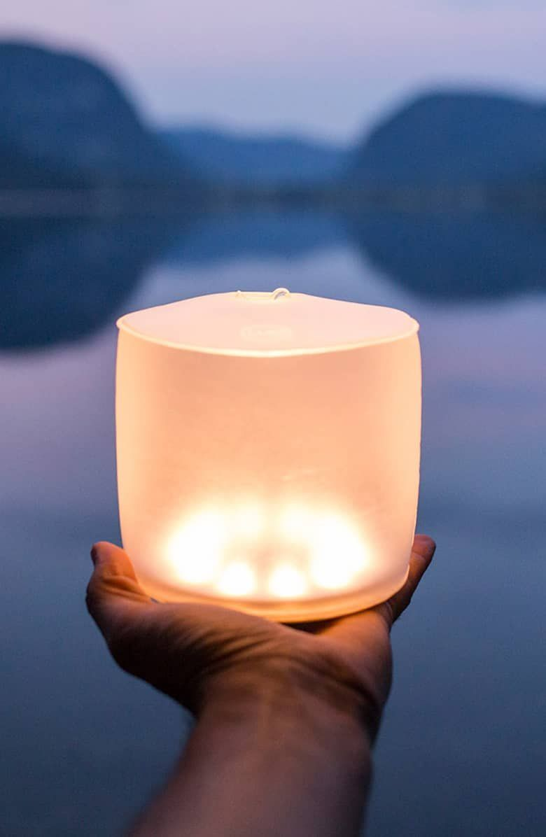 Mpowerd luci lux inflatable solar lantern solar lanterns for Luci a led calde