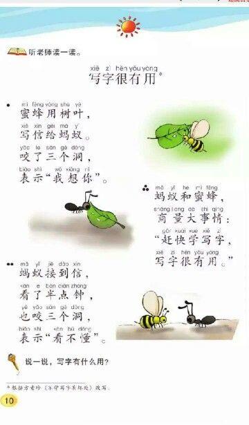 Writing is useful | Chinese language | Pinterest