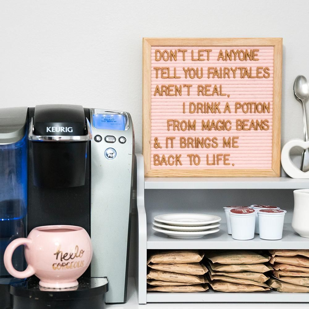 pin by marley pitts on coffee quotes felt letter board felt
