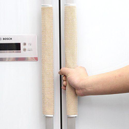 Ougar8 refrigerator door handle covers protective electri ougar8 refrigerator door handle covers protective electri sciox Image collections