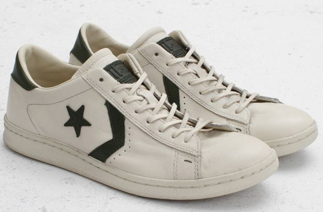 finest selection c3eec 543fe Converse John Varvatos Pro Leather Ox