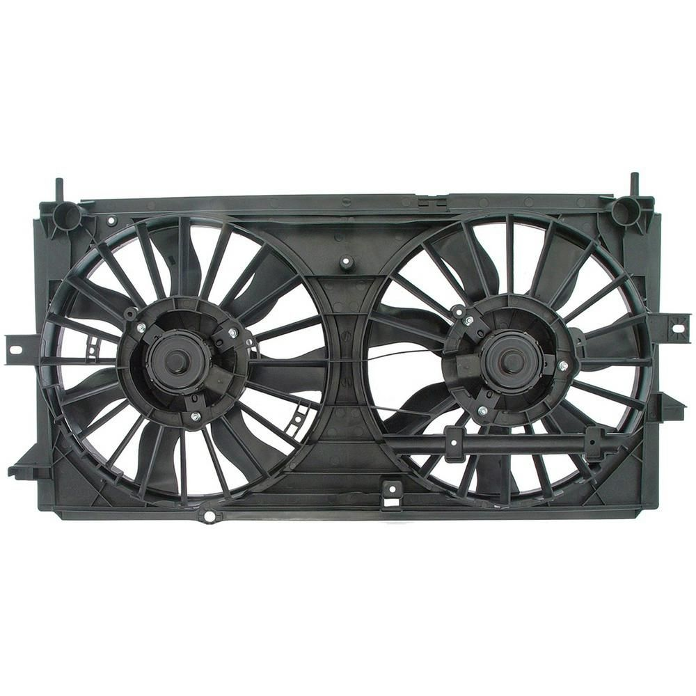 Oe Solutions Dual Fan Assembly Without Controller 620 616