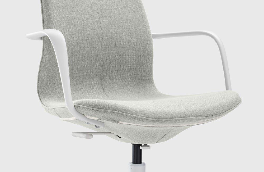 Fuhlt Sich Nicht Nur Im Buro Zu Hause Ikeas Neuer Drehstuhl