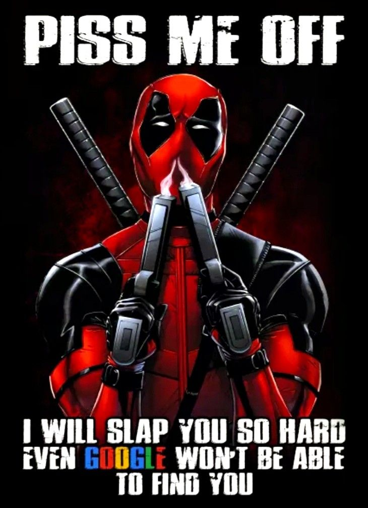 Deadpool Citazioni