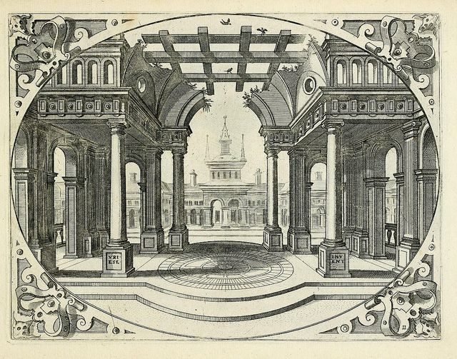 Various Forms of Architecture (1636)