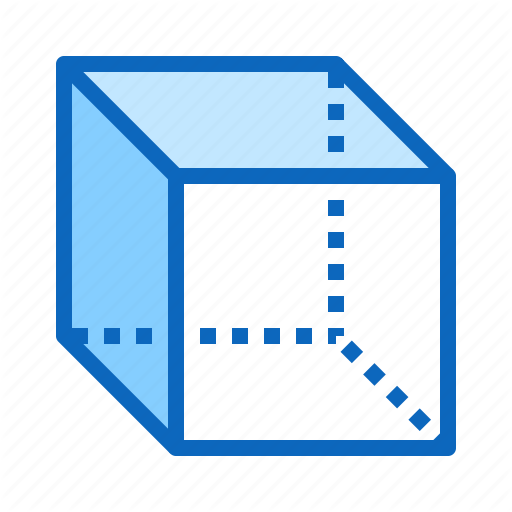 3d Box Cube Geometry Icon Download On Iconfinder Icon Geometry Geometric Shapes