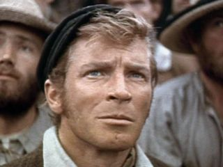 Image result for richard basehart in moby dick