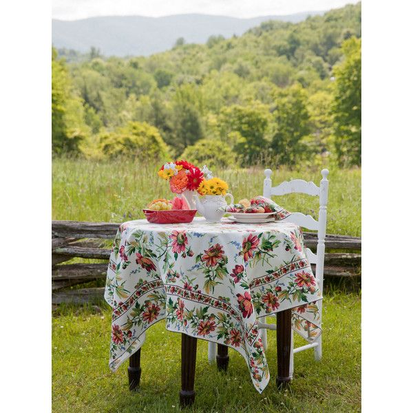 Happy Picnic Gingham Tablecloth   Red | Linens U0026 Kitchen, Tablecloths... ❤