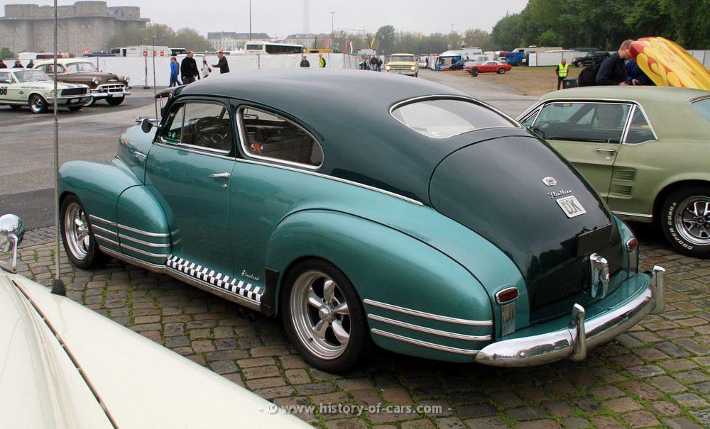 1947 Chevy Custom Chevrolet Fleetline 2door Aerosedan