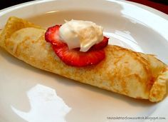 Lately I have been craving breakfast for just about every meal, and tonight was no exception. Strawberry cream cheese crepes! The original recipe can be found here.If crepes seem fancy or intimidating, than you have never made them! They are fast to prepare, easy to make, and so delicious! You could even eat these for …