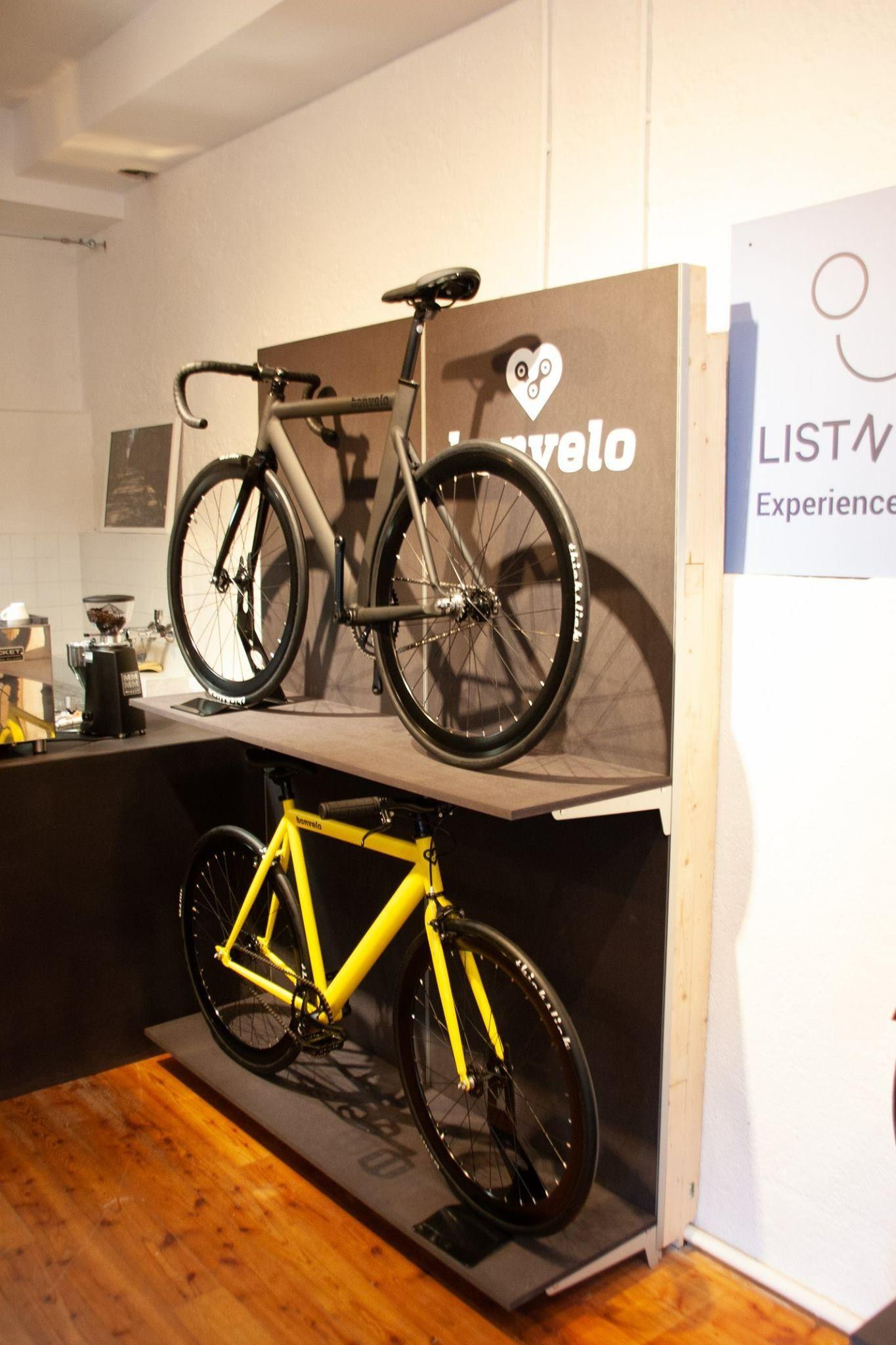 Abholung Von Bikes In Munchen Fixie Fahrrad Fahrrad Geschaft