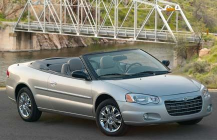 2006 Chrysler Sebring Convertible Base Chrysler Sebring Sebring