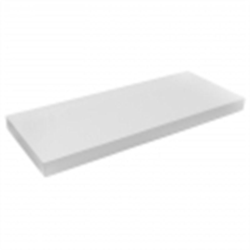Handy Shelf 600 x 240 x 40mm White Gloss Floating Shelf - $27.50 ...