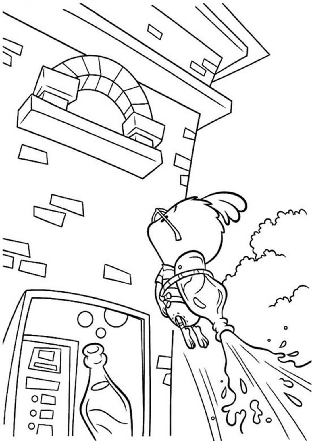Free Easy To Print Farm Coloring Pages In 2021 Farm Coloring Pages Coloring Pages Chicken Coloring Pages [ 1536 x 1086 Pixel ]