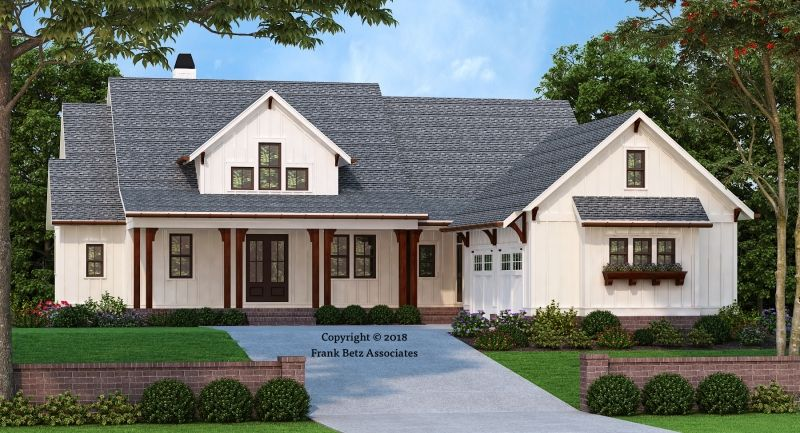 Carramore House Plan The Carramore Is A Fresh New Design From The Southern Living Design Southern Living House Plans Lake House Plans House Plans Farmhouse