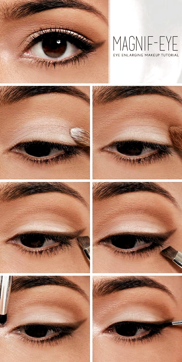 24 Cool Makeup Tutorials for Teens #makeupteen Looking for some awesome makeup i…