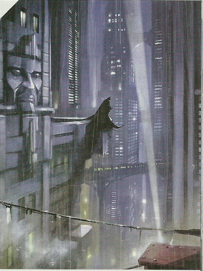 Batman Arkham Knight Concept Art Batman Arkham Knight Concept