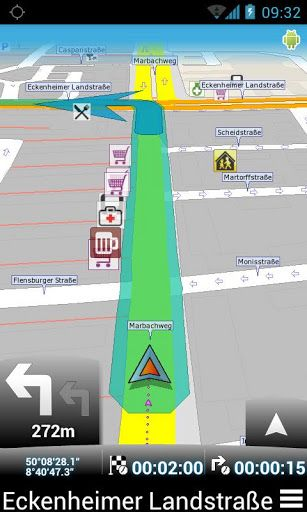 mapa srbije za igo android Besplatna Navigacija za Android   Map Factor Free Navigator http  mapa srbije za igo android