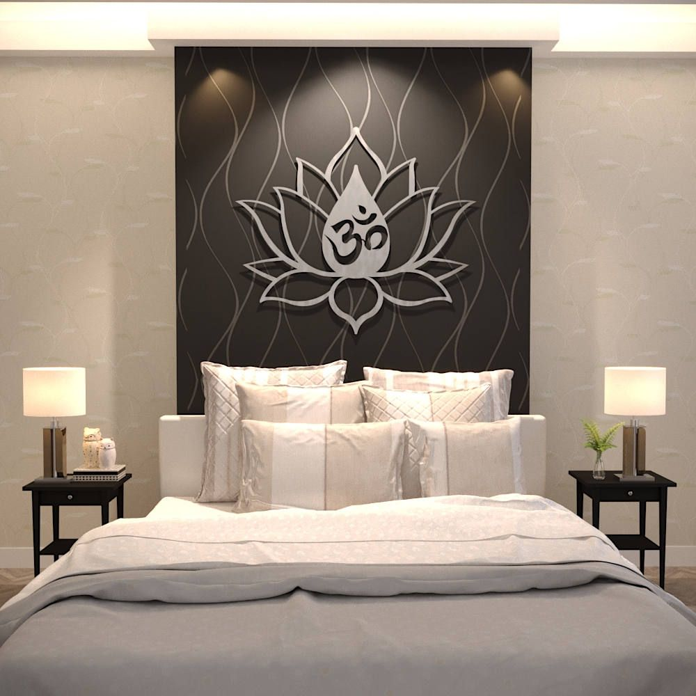 Large Metallic Wall Art