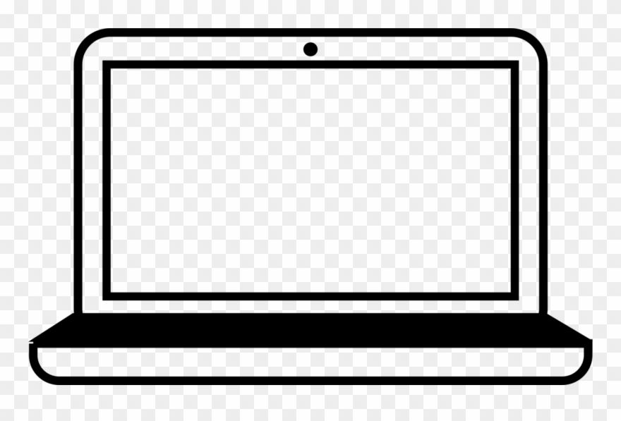 45+ Technology Clipart Black And White