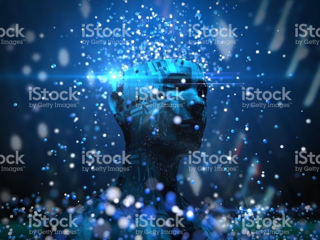 Artificial Intelligence Technology Man And Machine Artificial
