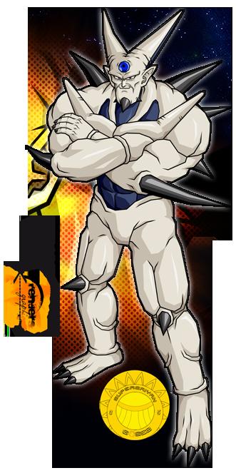 Dragon Ball GT Rage Shenron | omega shenron photo: Omega ...