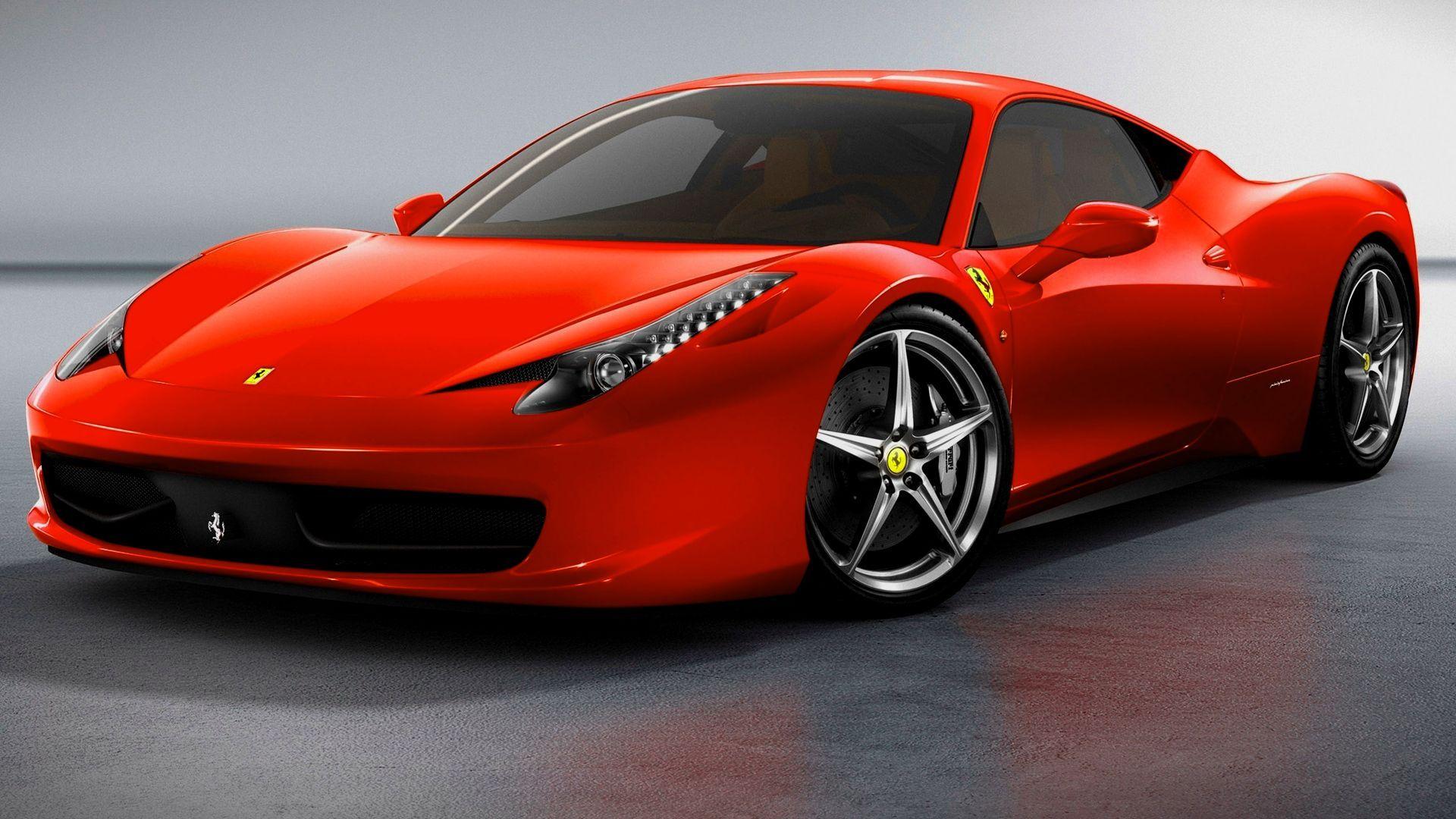 Ferrari 458 Italia Wallpaper Hd Dengan Gambar Ferrari 458