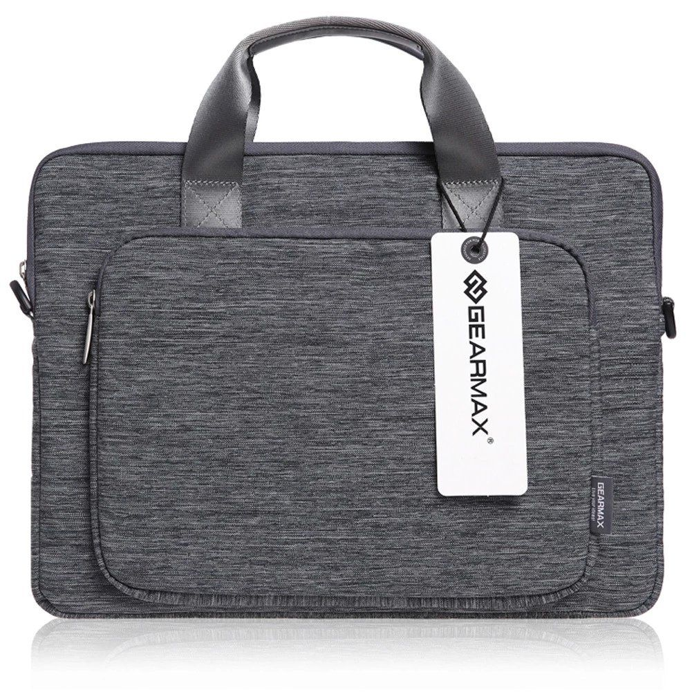 Amazon.com: BRINCH(TM) 13.3 Inch Suit Fabric Multi-functional Neoprene Messenger Case Tote Bag with Handle and Carrying shoulder Strap For MacBook 13.3'' Air /Pro/Retina 13''Bag (13.3 inches,Grey): Computers & Accessories