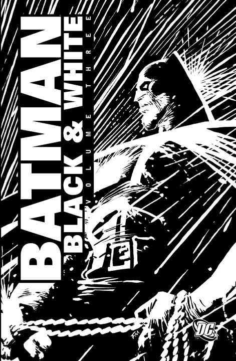 Batman 3: Black and White (Paperback) by DC Comics
