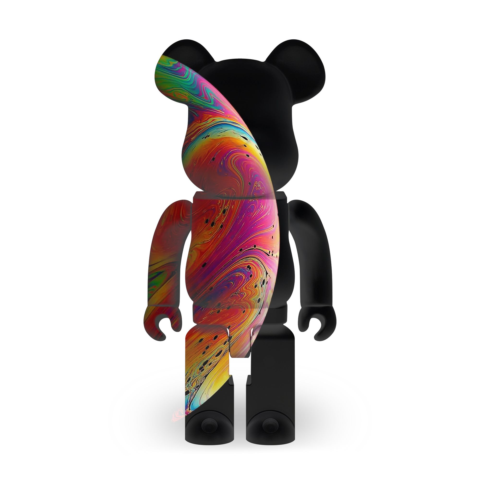 Bearbrick iphone XS