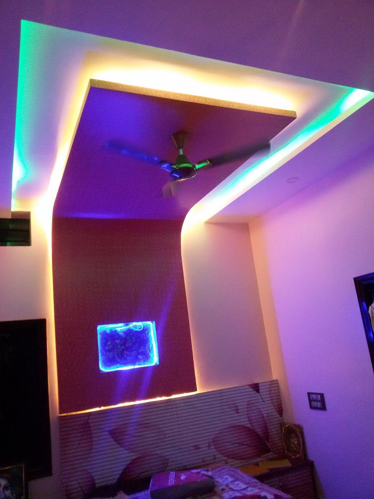 Attractive Pop Hall Ceiling Design 2019 Home Designs Inspiration In 2020 Pop False Ceiling Design Bedroom False Ceiling Design Pop Ceiling Design