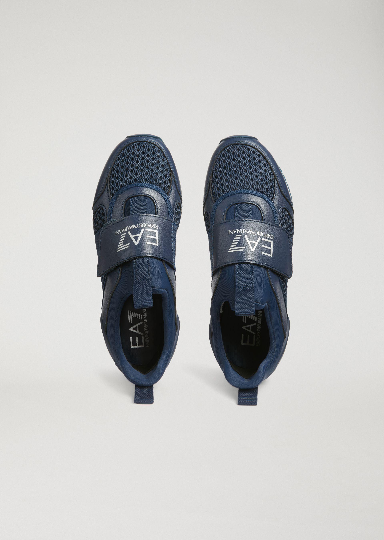 8b58e597c EMPORIO ARMANI SNEAKERS - ITEM 11602650. #emporioarmani #shoes ...