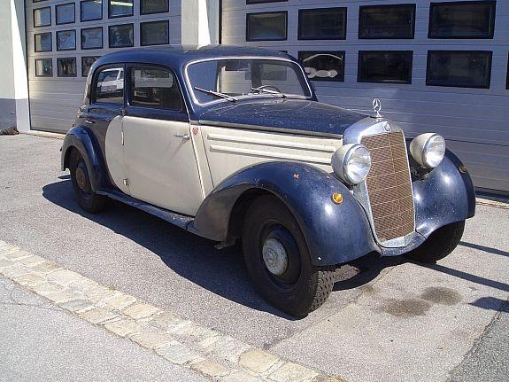 Al Capone S Car Sell Car Dream Cars Benz