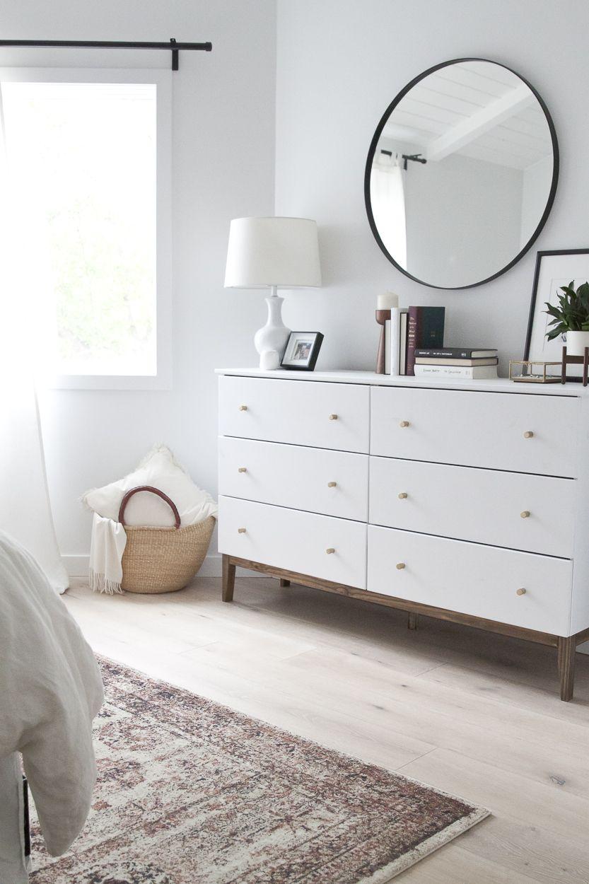 32++ White mid century modern dresser information