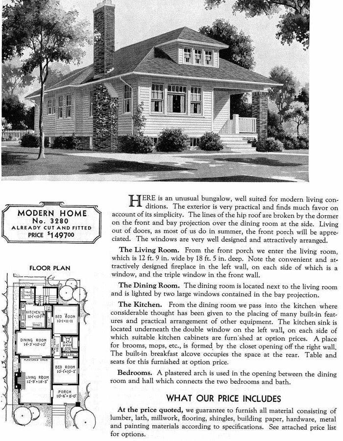 Sears homes 1908 to 1940 domestic space pinterest for 1940 craftsman style home