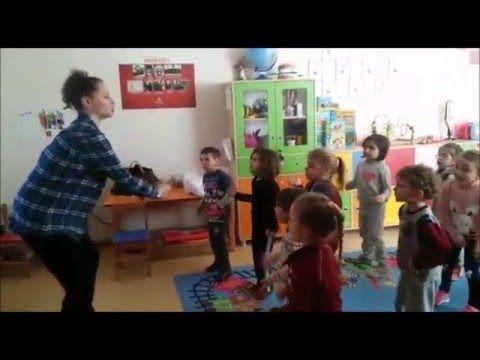 Edremit Mektebim Okulu Bir Kaşık İki Kaşık Orff Şarkısı Filiz Bingöl - YouTube