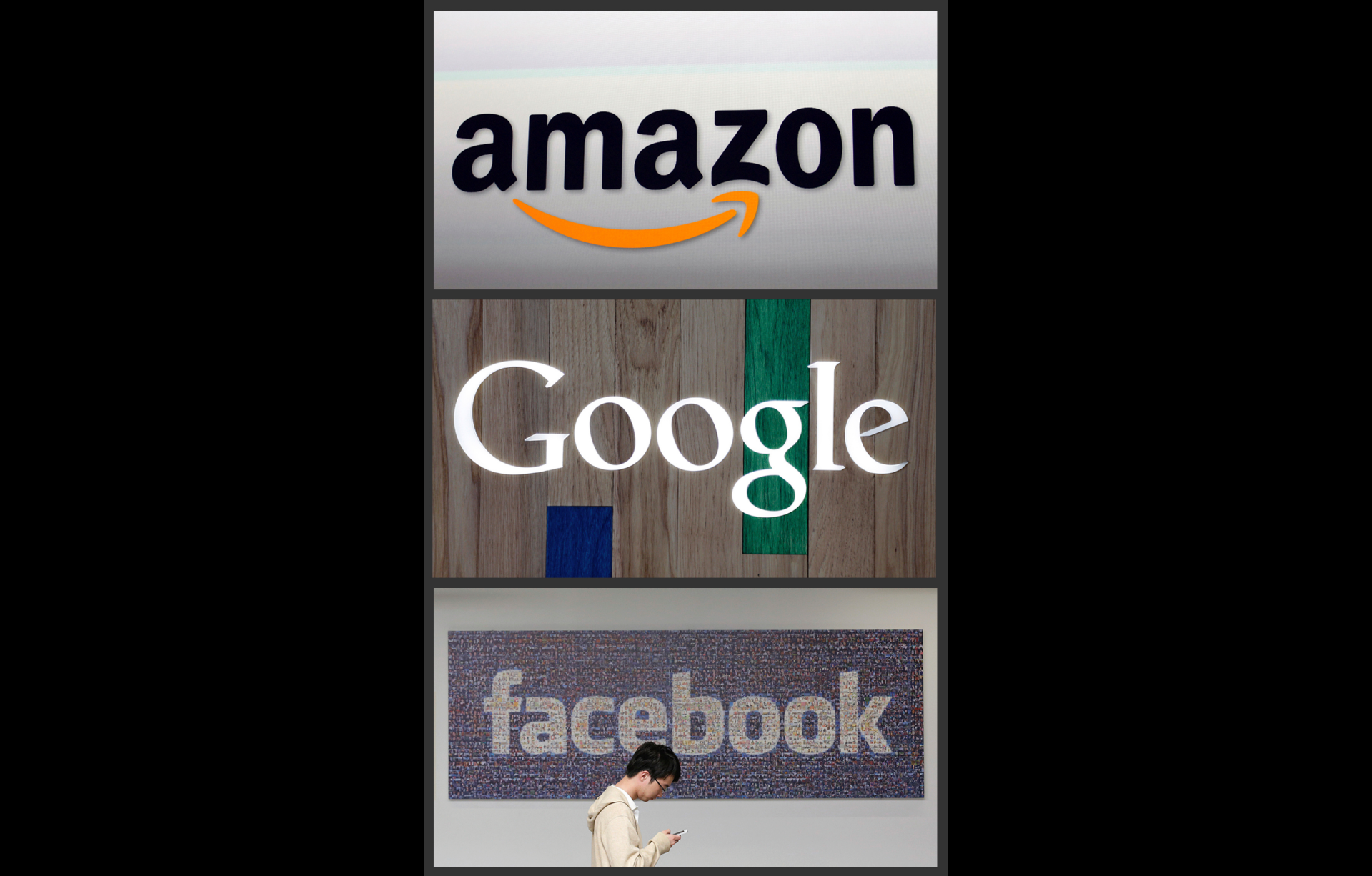 Sen. Mike Lee Facebook, Google, others have big problems
