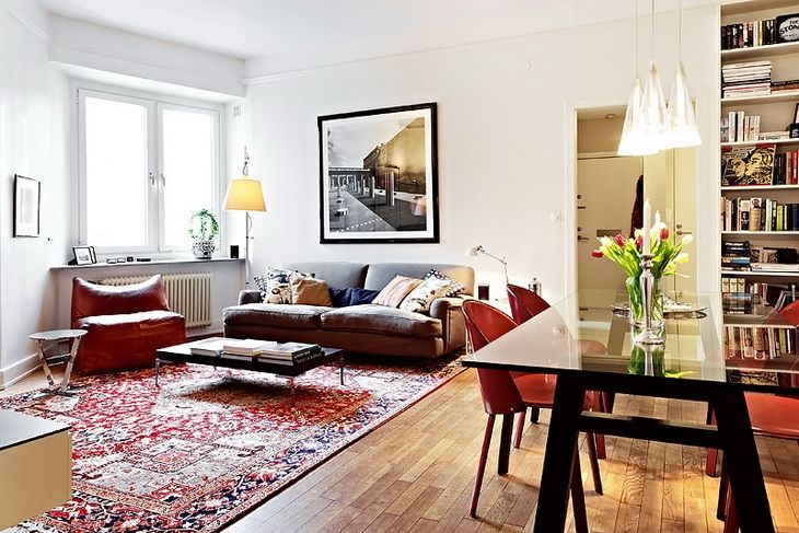 Kvartira V Geteborge Living Room Decor Modern Simple Living Room Decor Living Room Decor On A Budget