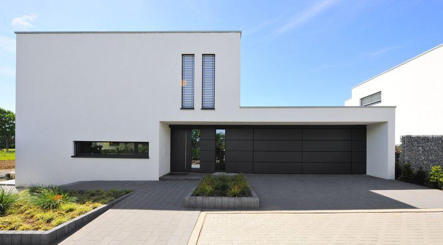 Titelbild haus hubert haus pinterest architecture for Architekten bungalow modern