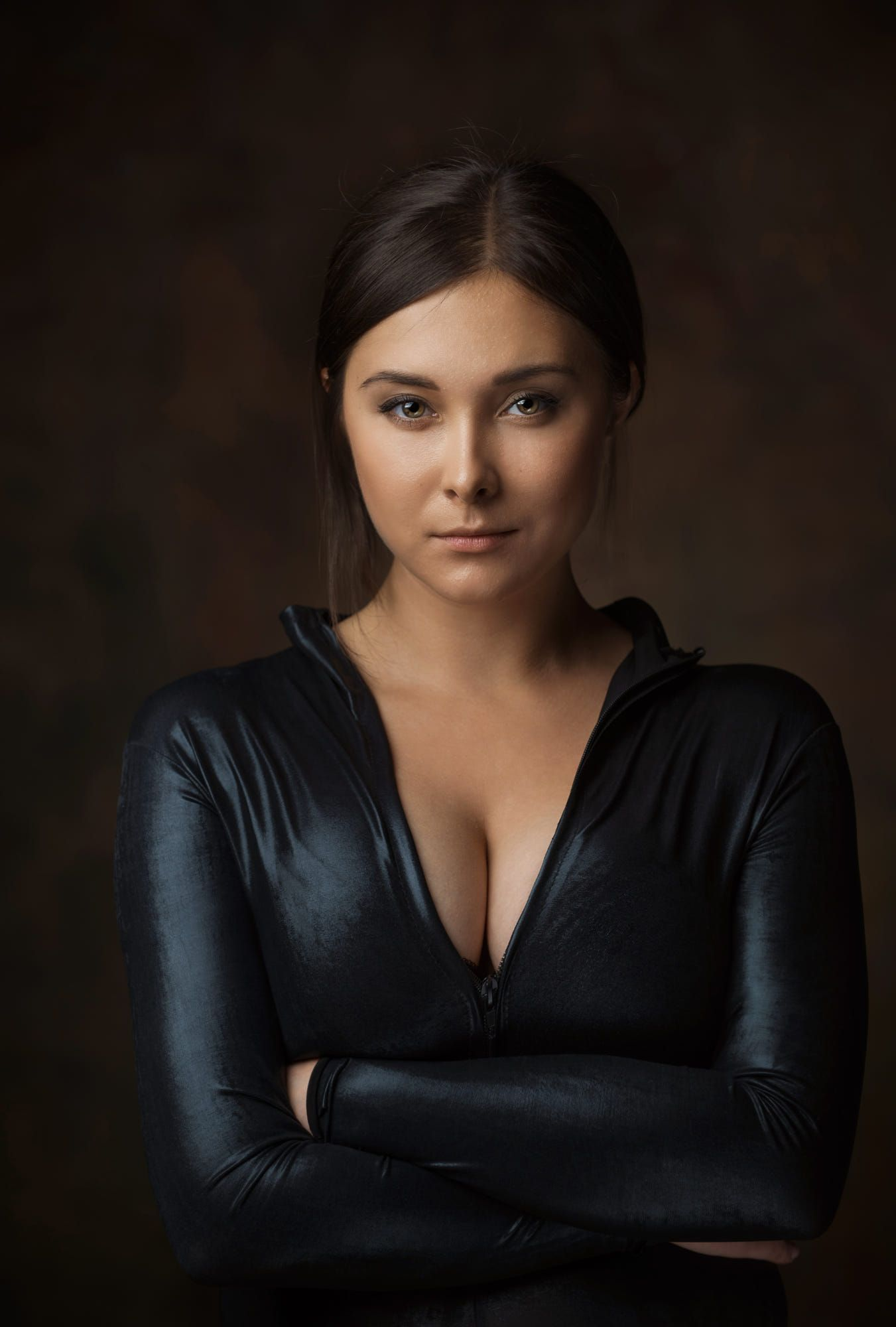 Portrait   model: Nastya Zorina photo by: Maxim Maximov FB