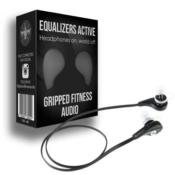 3b2831533a1 Bluetooth Wireless Earbuds Equalizers Active - Gripped Fitness Audio ...