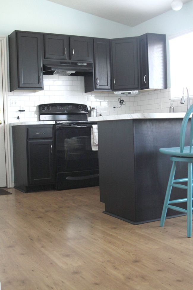 Ikea Flooring Review One Year Later Tundra Laminate Kitchens