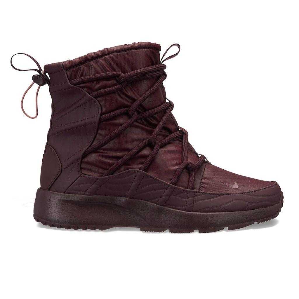Nike Tanjun High Rise Women s Water Resistant Winter Boots 8e6f3dbb8